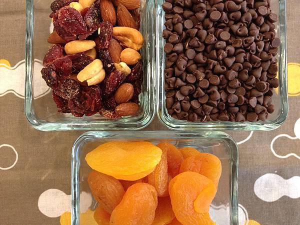 法式杏桃巧克力片 French Style Apricot & Chocolate Bark