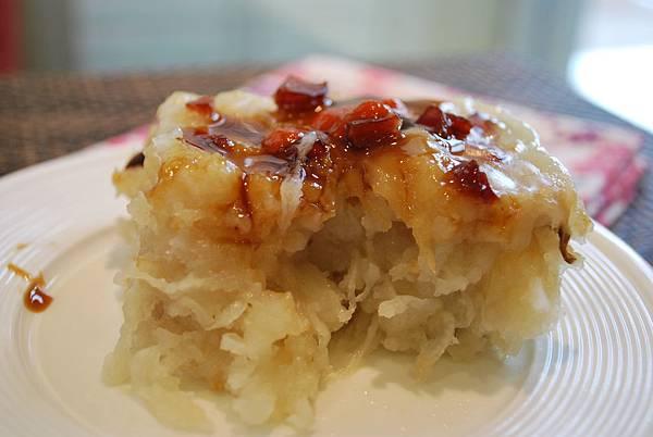 第一次做港式蘿蔔糕就上手 Hong Kong Style Radish Cake
