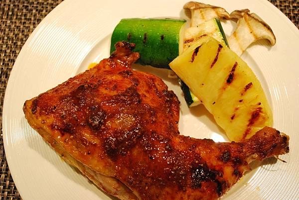 加勒比海惡魔風香料烤雞 Caribbean Spiced Roast Chicken