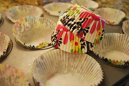 來自熱帶島嶼的椰絲萊姆瑪芬 Coconut Lime Muffins