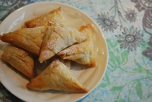 加碼繼續捲之土耳其經典千層酥皮三角 Baklava Phyllo Triangles
