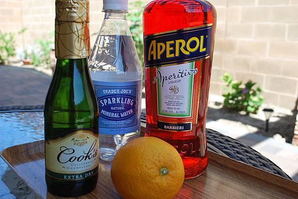 風靡義大利的橘色誘惑 Spritz