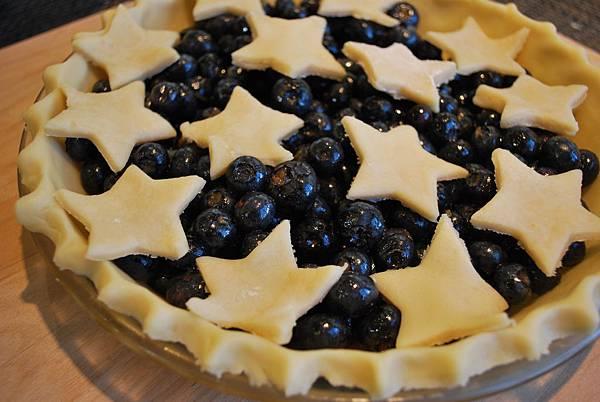 品嚐北美藍寶石 美國媽媽的經典藍莓派 Blueberry Pie