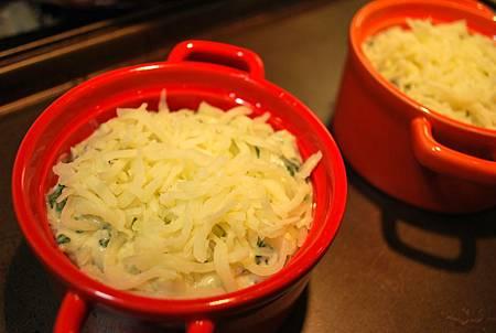 美國人就愛醬沾:菠菜朝鮮薊起司沾醬 Spinach and Artichoke Dip