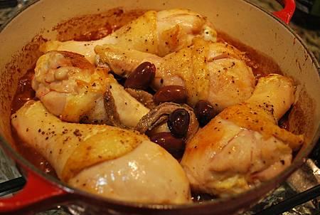 當山珍戀上海味:義式獵人燉雞 Pollo alla Cacciatora