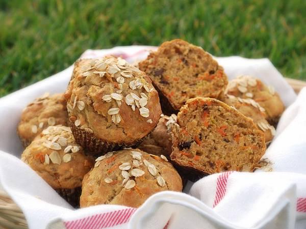 元氣滿滿賀新年:晨光纖活瑪芬 Morning Glory Muffins