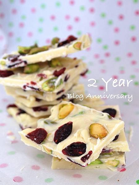 我們兩歲囉~~Happy 2 Year Blog Anniversary!