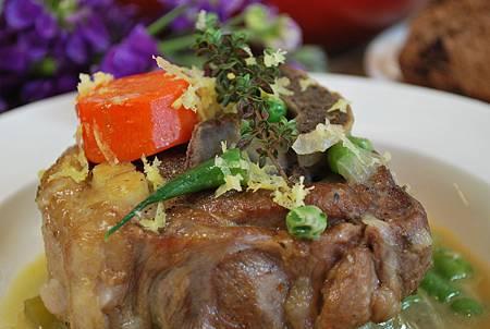 早春市集嚐鮮趣:春蔬燉羊肉 Braised Lamb with Spring Veggies