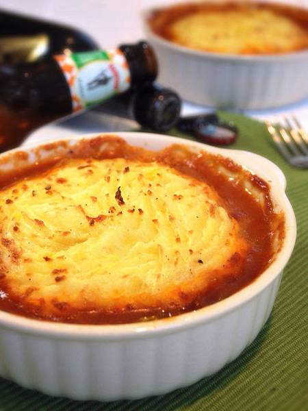 來自愛爾蘭的派:聖派翠克節之牧羊人派 Irish Shepherd's Pie
