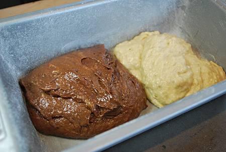 暖胃暖心吃甜甜:大理石香蕉蛋糕 Marbled Banana Bread