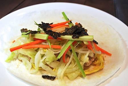 捲起家鄉的味道:台式潤餅捲 Taiwanese Lumpia