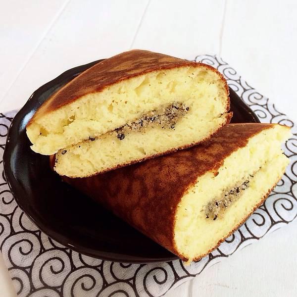 鬆餅粉版古早味麥仔煎 Peanut & Sesame Pancake