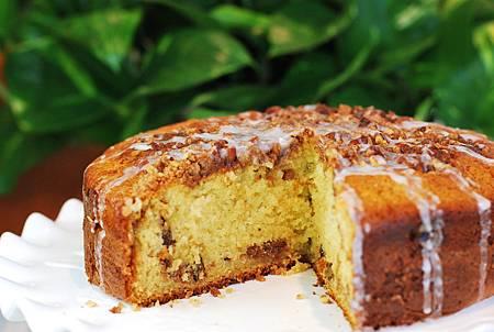 無法抗拒的誘惑:肉桂佐咖啡蛋糕 Cinnamon Streusel Coffee Cake