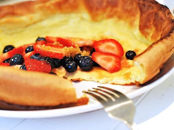 甜蜜早午餐提案:荷蘭寶貝鬆餅 Dutch Baby Pancake