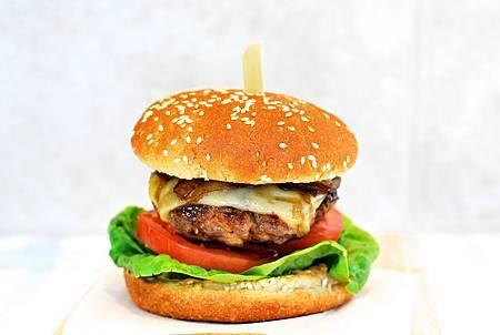 老爸愛吃漢堡包:義大利辣味漢堡 50/50 Italian Sausage Burgers