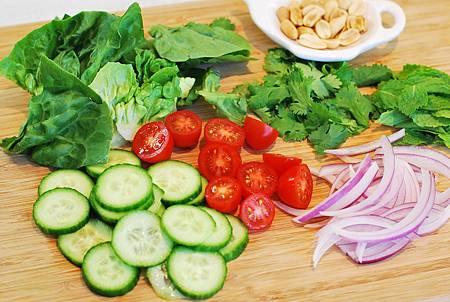 清爽開胃泰美味:泰式烤牛肉沙拉 Grilled Thai Steak Salad