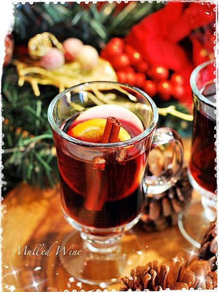 杯子裡的耶誕節~香料熱紅酒 Mulled Wine