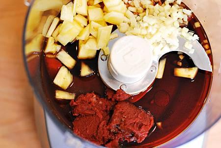 光沙灘夏威夷:轉轉烤雞佐鳳梨通心粉沙拉 Huli Huli Chicken w/ Pineapple Macaroni Salad
