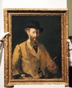 印象派大師馬內(Edouard Manet)自畫像美聯社.jpg