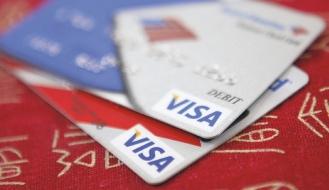 受惠於記帳卡業務升溫,全球最大付款網路威士公司會計年度第四季扭轉一年前的虧損的頹勢,淨利超過5億美元,全年度淨利更擴大三倍。.bmp
