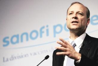 賽諾菲安萬特執行長維巴謝併購動作不斷,21日宣布以19億美元買美國Chattem公司。美聯社.jpg