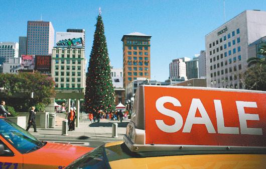 年底購物季傳出佳音,線上銷售更出現大幅成長,讓美國零售業者鬆了一口氣。路透.jpg