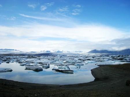 冰河湖是上天給予冰島的驚喜。【攝影/王紹瑛】.jpg