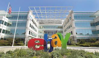 總部在加州矽谷的eBay公司計劃大幅翻新首頁設計,提供使用者更便捷的商品搜尋方式。(彭博資訊).jpg