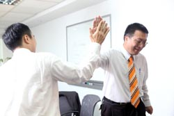 培育教練型主管,塑造願意分享、提攜的組織文化。(攝影/洪家祺).jpg