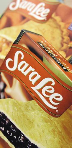 美國Sara Lee公司同意以9.59億美元出售它的北美烘焙事業給全球最大麵包製造商Bimbo集團。美聯社.jpg