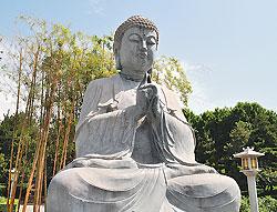▲大慈恩寺內的佛像。(攝影/記者鍾張涵).jpg