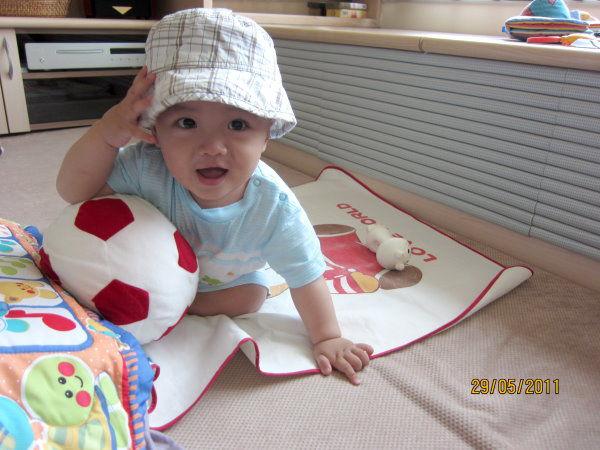 0529這是我的新帽子