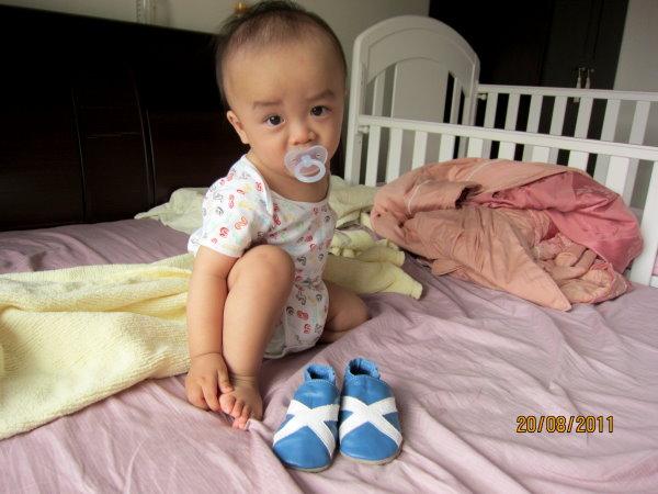 0820這是我的inch blue鞋