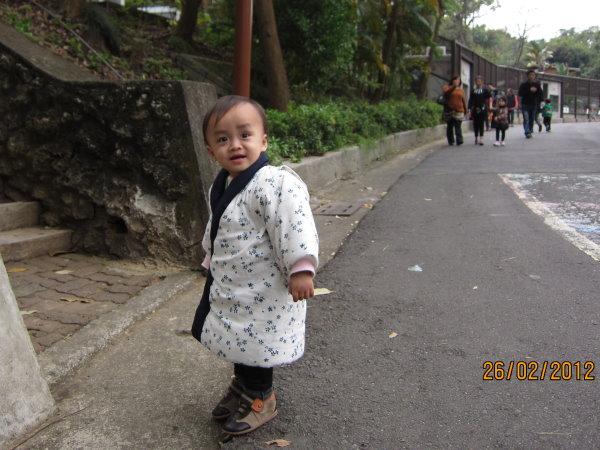 0226今天去壽山動物園