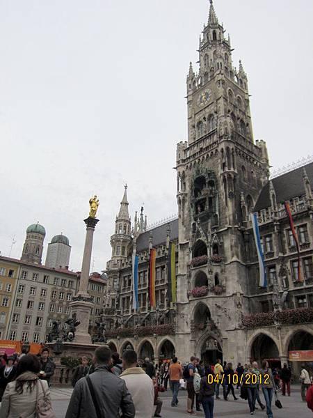 1004慕尼黑市政廳