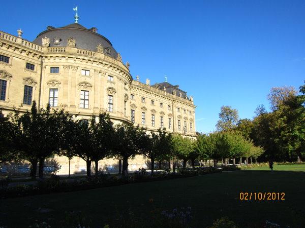 1002伍茲堡主教宮後花園
