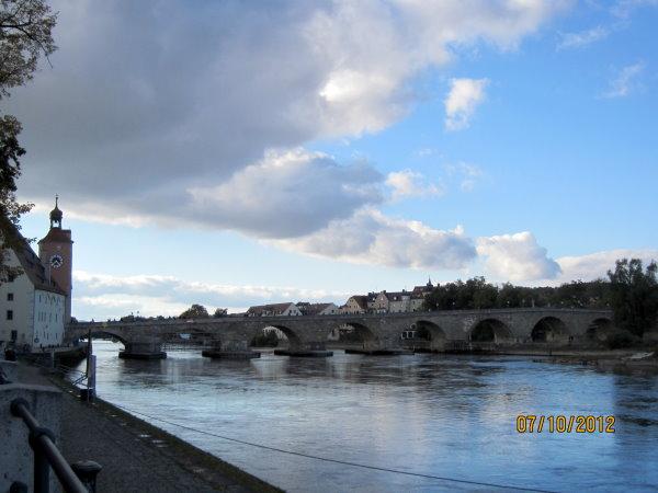 0929河上有德國最古老的橋