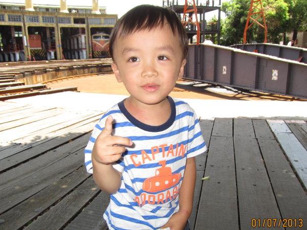 0701彰化看火車