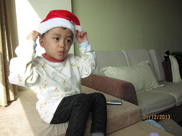 1221我是聖誕小紅帽~
