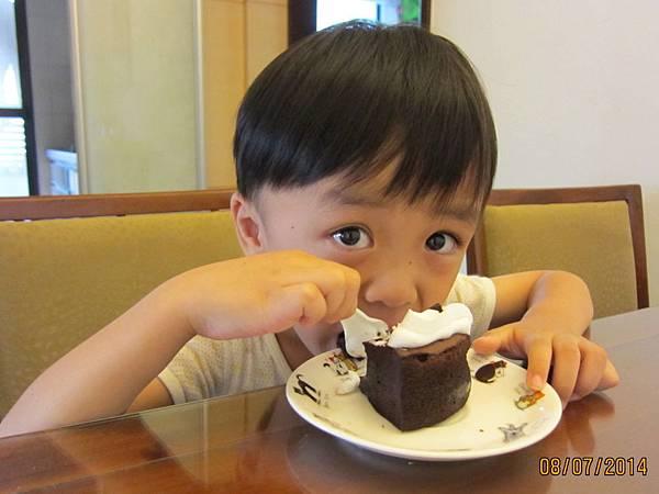 0708我的早餐是小蛋糕~