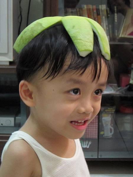 0906中秋節吃柚子囉~