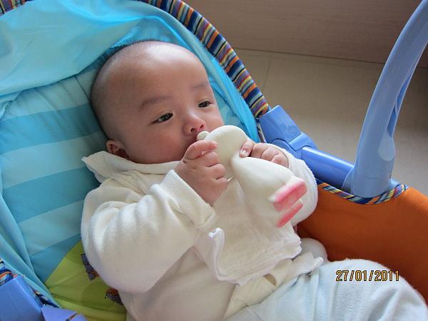 0127親親磨菇頭