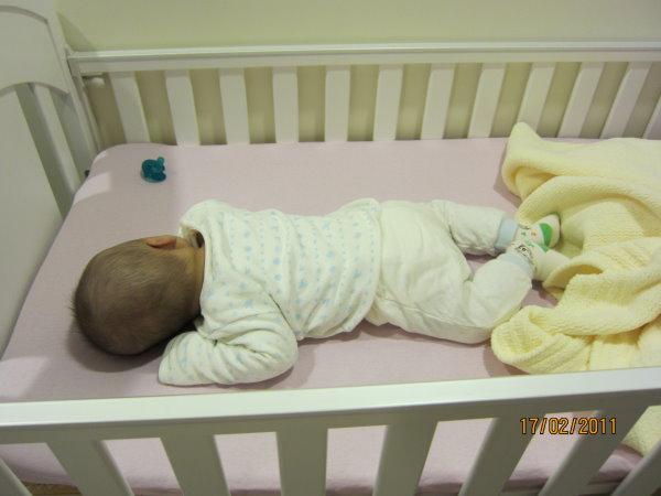 0217沒想到寶寶居然表演趴睡