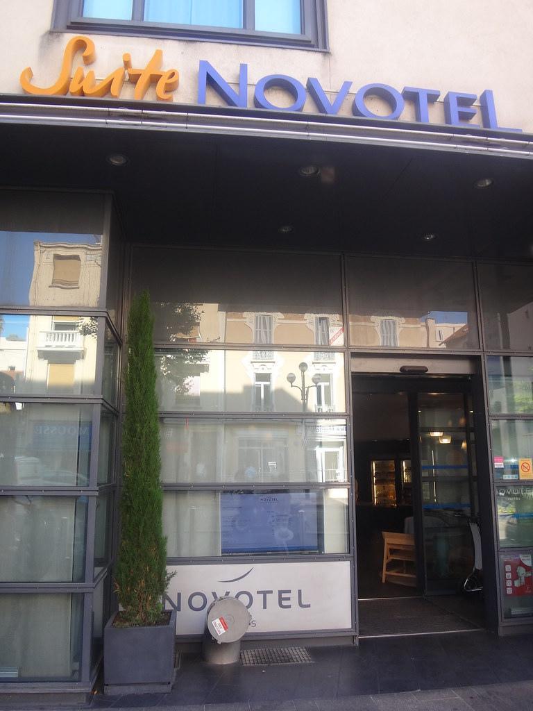 7135.坎城 Hotel Novotel Suites Cannes Centre 第七天飯店