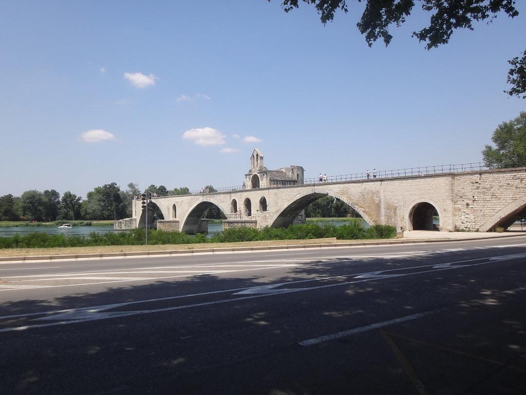 5070.亞維儂 斷橋