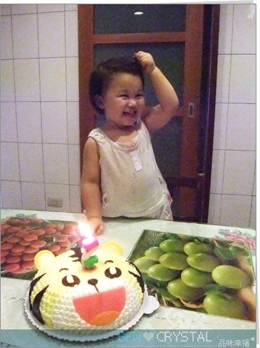 農曆兩歲生日