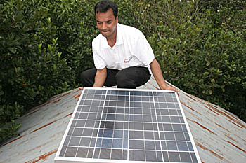 孟加拉計畫建造2000個光伏電站