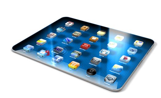 iPad 3 with a 3D?