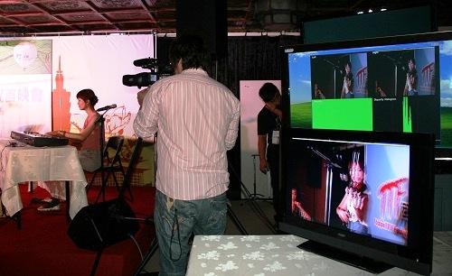 工研院發表「台灣首部3D室內樂MV」