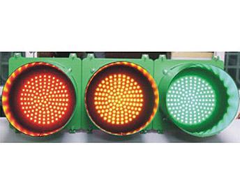 100%全面換裝LED交通號誌燈 即將達陣